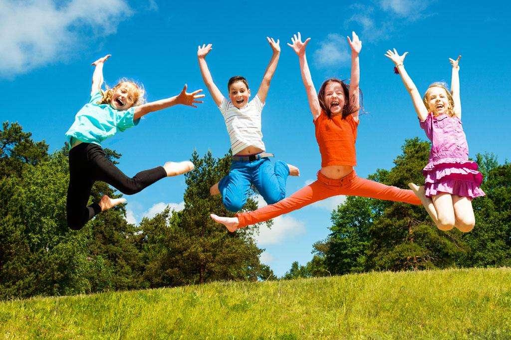 加强锻炼有助于预防孩子性早熟